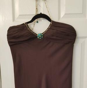 Express A-line Silohuette Dress
